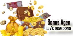 Bonus Agen Live Dingdong Di Setiap Seminggu Sekali